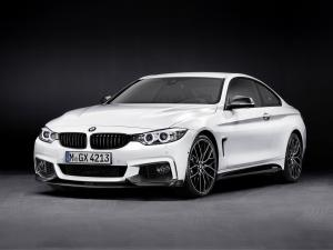 BMW 4-Series M Performance Package 2013 года